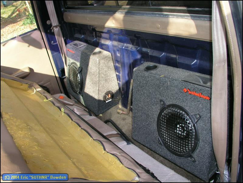 Rockford fosgate truck speakers